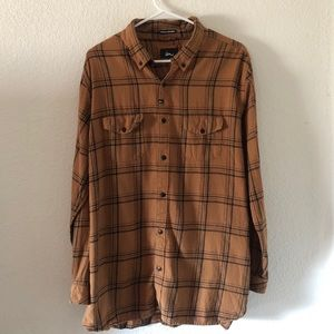 IM Imperial Motion pacific men's flannel shirt